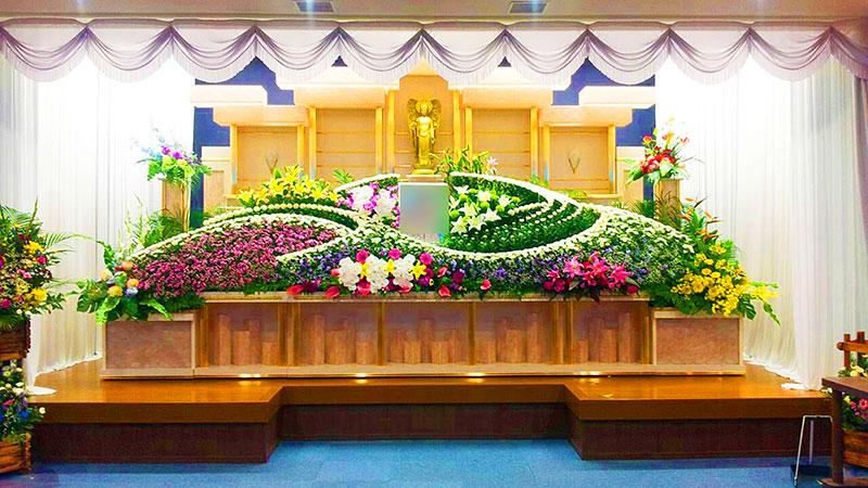 生花祭壇02