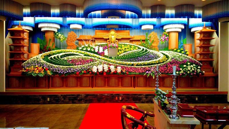 生花祭壇08